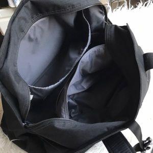 lululemon athletica Bags - Lululemon Go Getter travel black bag